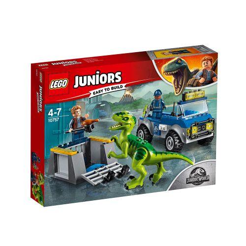 LEGO® Juniors 10757 – Спасителен камион за раптор