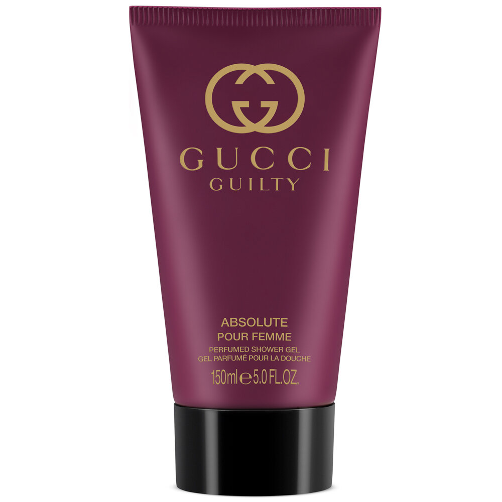 GUCCI Guilty Absolute Душ гел