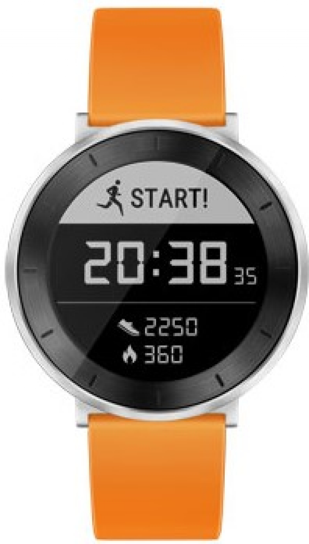 ФИТНЕС ГРИВНА HUAWEI FIT WATCH ORANGE SMALL