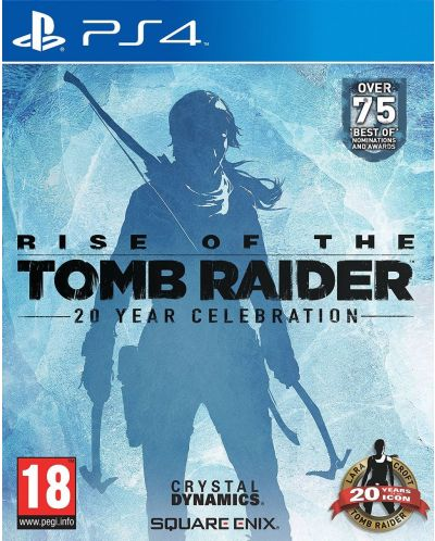 Rise of the Tomb Raider – 20 Year Celebration (PS4)