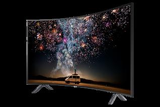 """Телевизор SAMSUNG UE-49RU7372 4K Ultra HD LED SMART TV, TIZEN, 49.0 """", 124.0 см"""