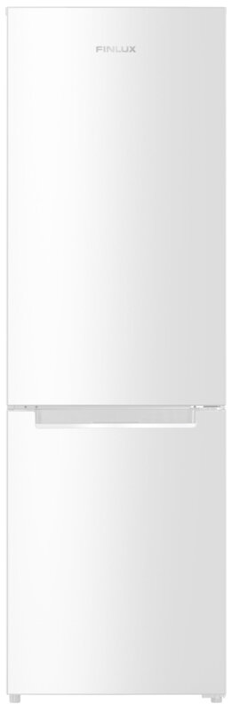 Хладилник с фризер Finlux FBN-290WHITE , 286 l, A+ , No Frost , Бял