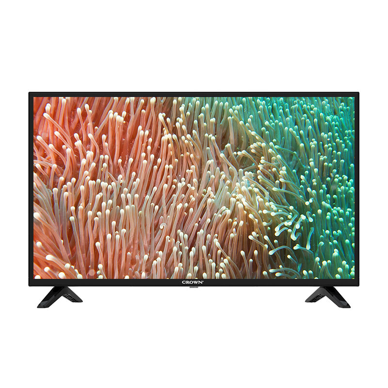 Телевизор Crown 40J1100AFH Smart TV , 100 см, 1920×1080 FULL HD , 40 inch, Android , LED , Smart TV