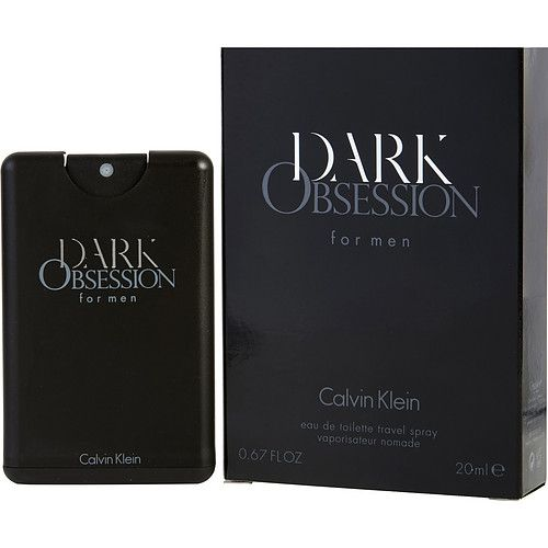 Dark Obsession by Calvin Klein, Мъжка тоалетна вода 20 мл.
