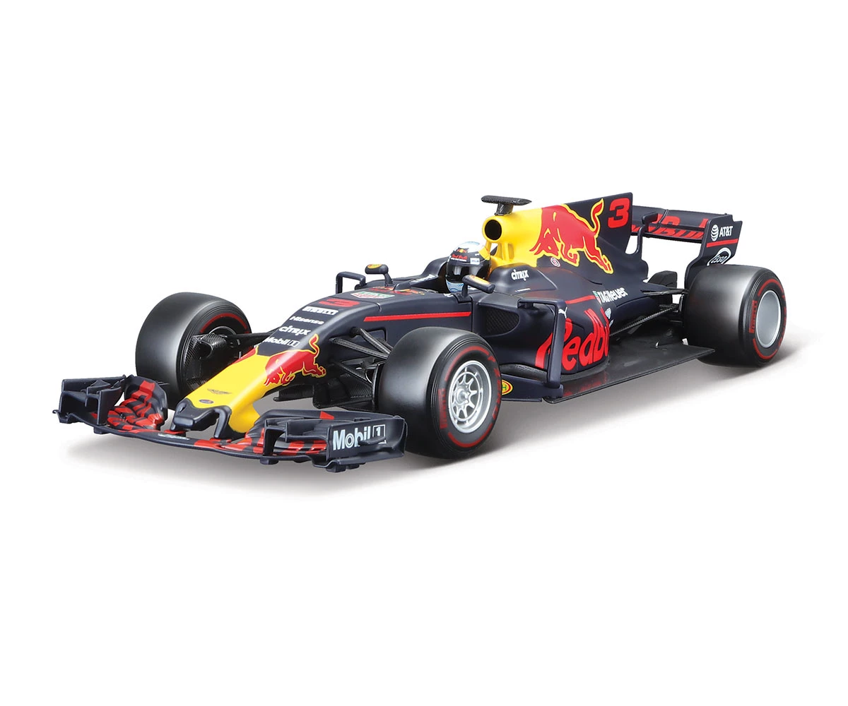 Bburago – Red Bull Racing TAG Heuer RB13