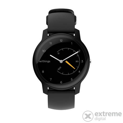 Withings Move смарт часовник, черно-жълт
