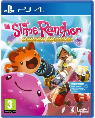 Slime Rancher – Deluxe Edition (PS4)