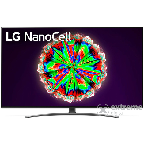 Телевизор LG 55NANO813NA, 55″ (139 см), Smart, 4K Ultra HD, LED, Клас А