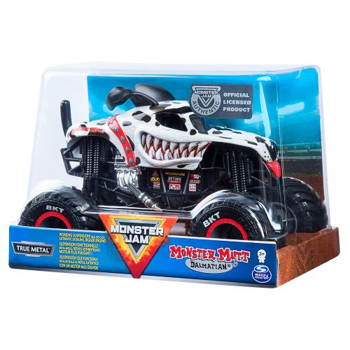MONSTER JAM Бъги 1:24 DIE CAST TRUE METAL
