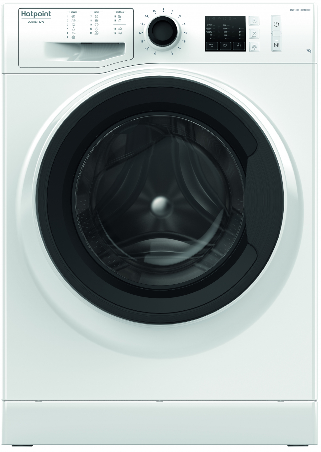 ПЕРАЛНА МАШИНА HOTPOINT ARISTON NM10723WKEU