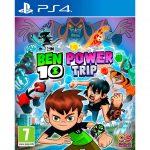 Игра BEN 10 POWER TRIP