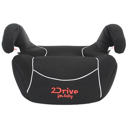 Столче за кола 2Drive SAG-23, 15-36 кг, Черно