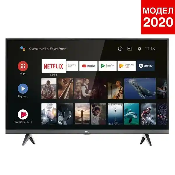 ТЕЛЕВИЗОР TCL 32ES580 SMART HD LED TV ANDROID