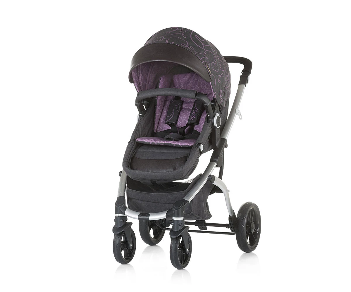 Комбинирана бебешка количка Chipolino Малта