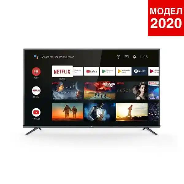 ТЕЛЕВИЗОР TCL 50EP660 SMART UHD LED TV ANDROID