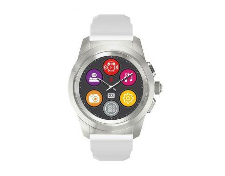 Смарт часовник MyKronoz ZeTime Petite, бял/сребрист