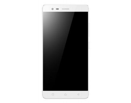 Смартфон Lenovo Vibe K5 Note, Сребрист с 2 СИМ карти
