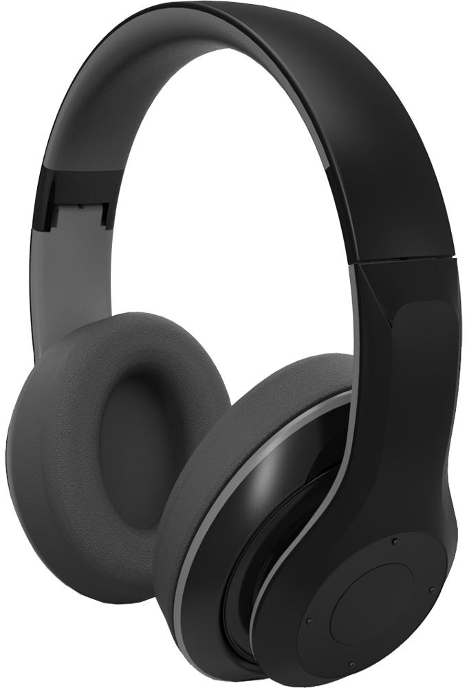 Bluetooth слушалки с микрофон Monster N-Tune 450, Черни