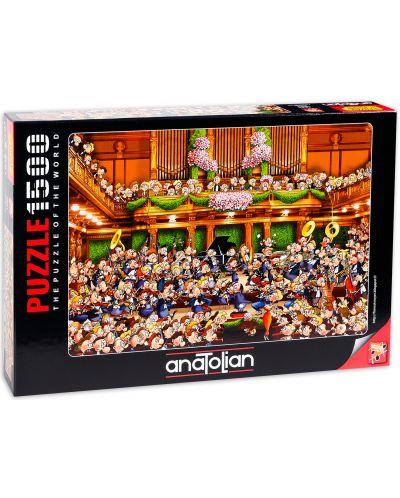 Пъзел Anatolian от 1500 части – Концерт