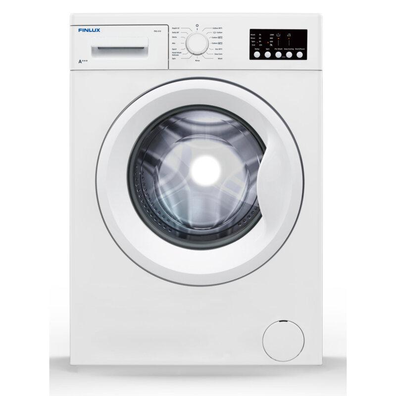 Пералня Finlux FXS 610 , 1000 об./мин., 6.00 kg, A+++ , Бял