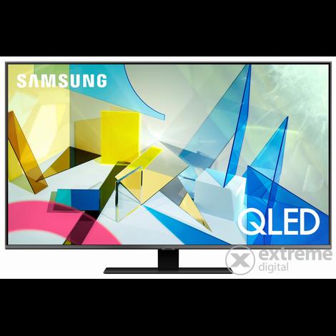 Телевизор Samsung QE50Q80TATXXH , 127 см, 3840×2160 UHD-4K , 50 inch, QLED