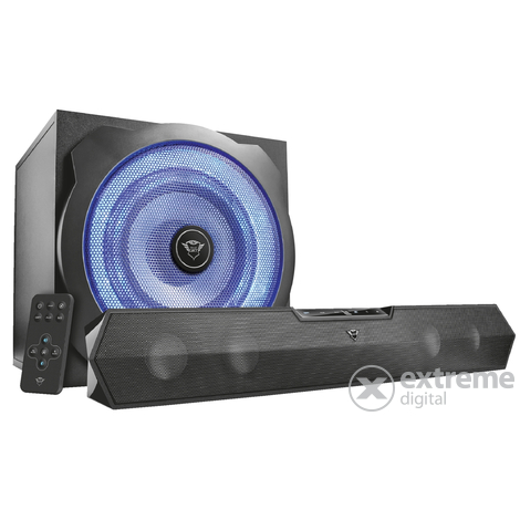 Soundbar Gaming Trust GXT 668 Tytan 2.1, Черен