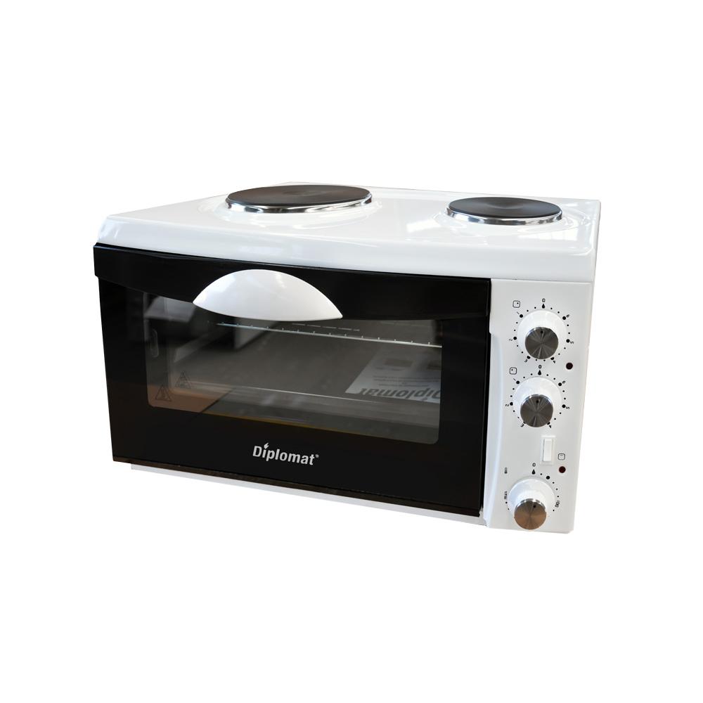 Малка готварска печка DIPLOMAT NP-3332W
