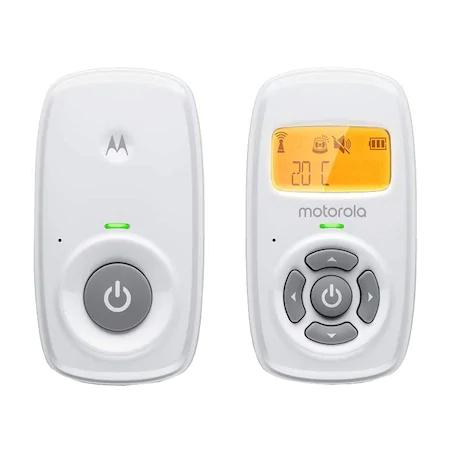Аудио бебефон Motorola MBP24 Digital, Sistem DECT