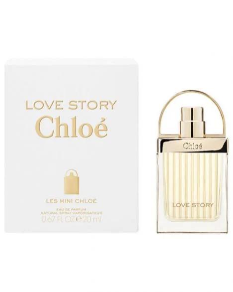 Дамска парфюмна вода CHLOE Love Story, 20 мл.
