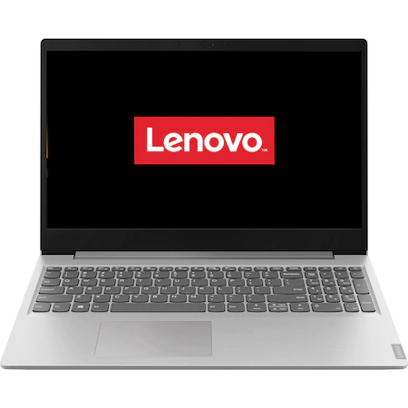 Лаптоп LENOVO ideapad S145-15AST, 15.6″, AMD A4-9125, RAM 4GB, SSD 128GB, AMD Radeon™ R3 Graphics, FreeDOS, Platinum Grey