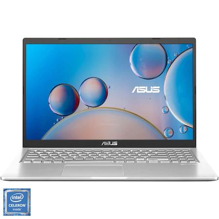 Лаптоп ASUS VivoBook 15 X515MA, 15.6″, Intel® Celeron® N4020, RAM 4GB, HDD 1TB, Intel® UHD Graphics 600, Free DOS, Transparent Silver