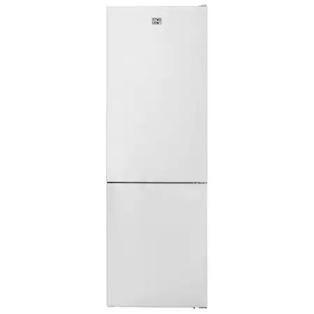 Хладилник с фризер Star-Light CLFV-336A+, Low Frost, 336 л, Клас A+, Височина 186 см, Бял