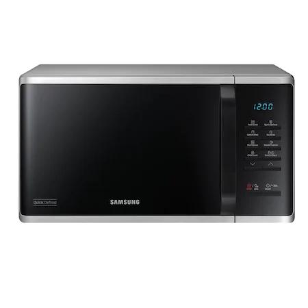 Микровълнова фурна Samsung MS23K3513AS/OL, 23 л, 800 W, Сребриста