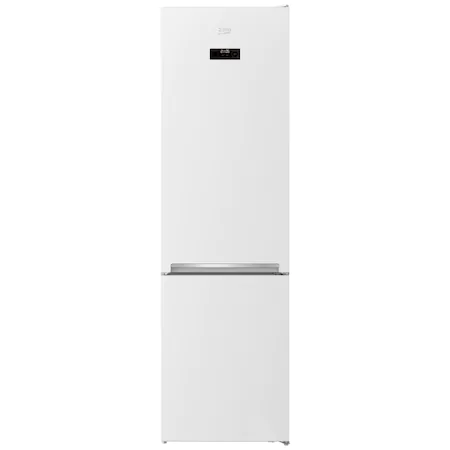 Хладилник с фризер Beko RCSA406K40WRN, 386 л, Клас A++, Voice recorder, H 203 см, Бял