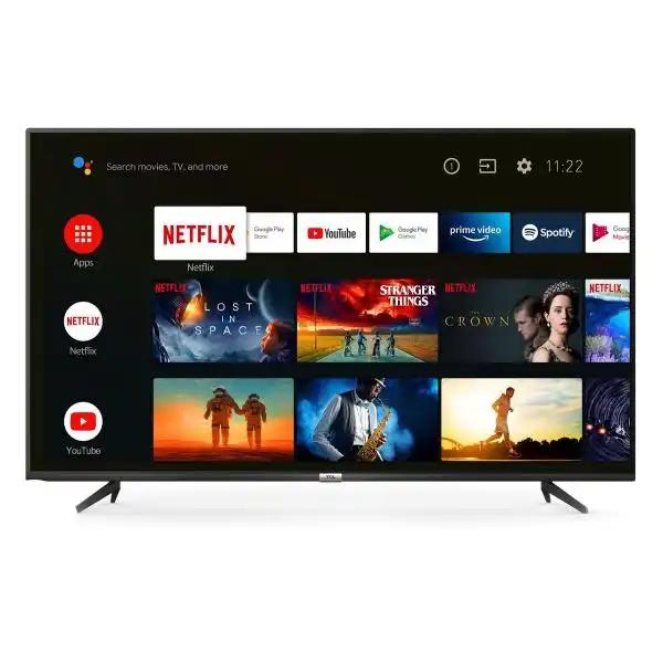 ТЕЛЕВИЗОР TCL 43P615 SMART UHD LED TV ANDROID