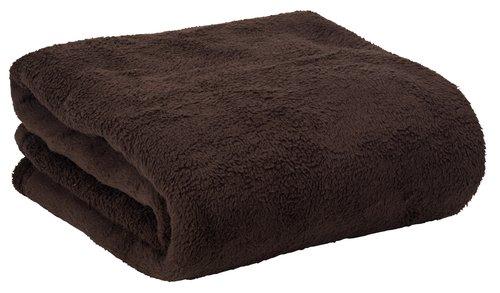 Одеяло BELLIS полар 140×200 мока