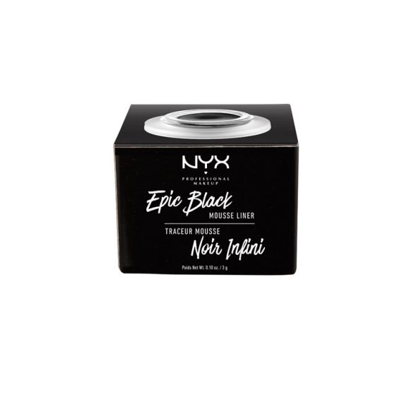 Очна линия NYX PROFESSIONAL MAKE UP BML01 Epic Black