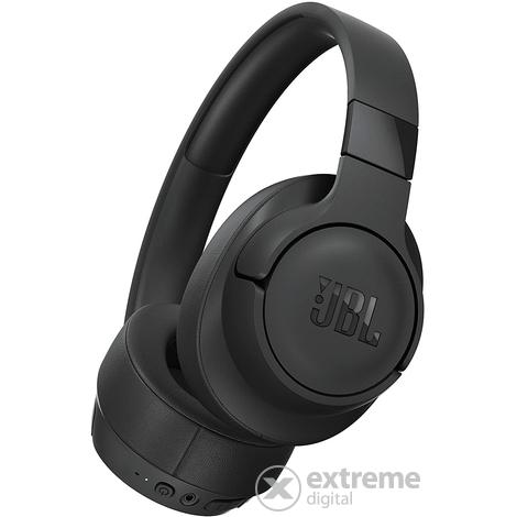 Слушалки JBL T700BT Bluetooth, черни