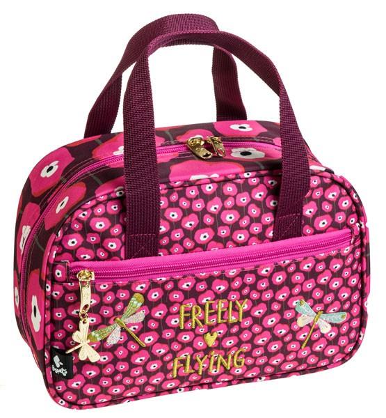 Голямa козметичнa чанта Busquets Freely с дръжки