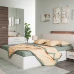 Спален комплект Моделато