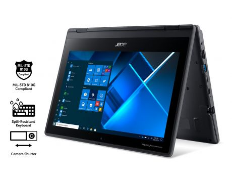 Лаптоп Acer TravelMate Spin B311R-31-C2R4 – NX.VN8EX.003