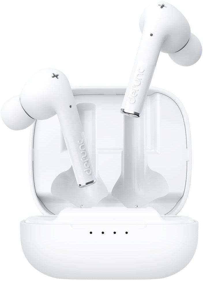 Безжични гейминг слушалки Defunc TRUE GAMING, TWS, бели