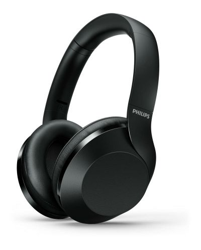 Безжични  слушалки Philips TAPH802BK