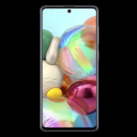 Смартфон Galaxy SAMSUNG A71 128GB Dual + абонаментен план Тотал+ 30,99 лв/м