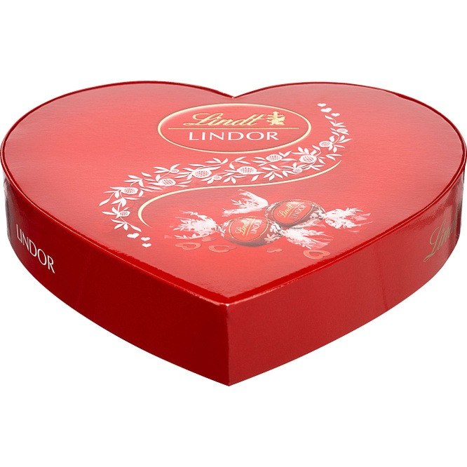 Шоколадови бонбони LINDT LINDOR