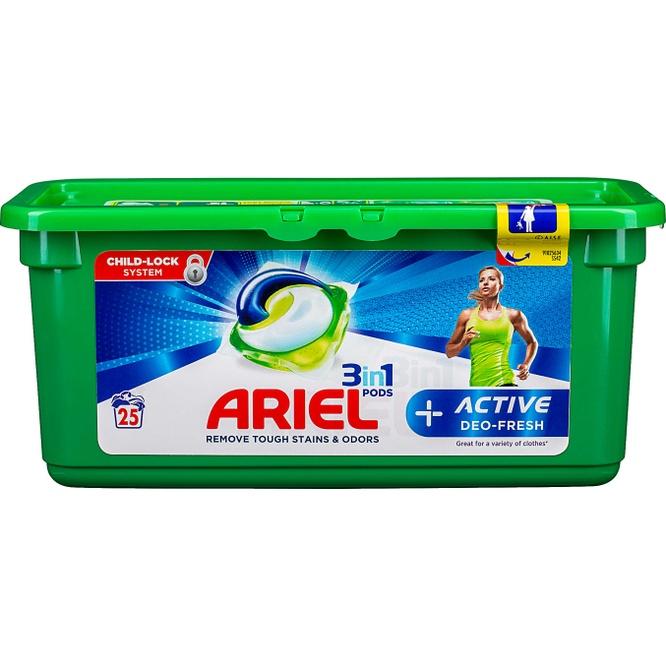 Капсули за пране ARIEL 25 бр Kaufland