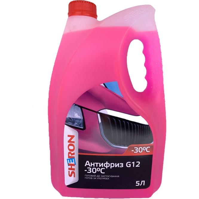 SHERON Антифриз G12