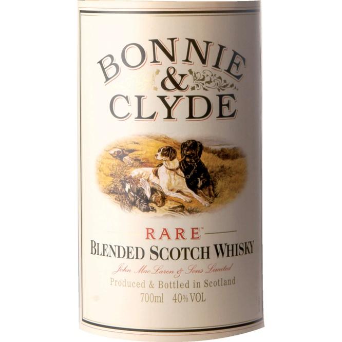 BONNIE & CLYDE Скоч уиски