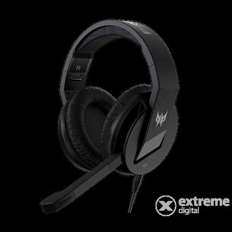 Слушалки Acer Predator Galea 311, микрофон, 50 mm говорители, 3.5mm jack, геймингч, черни