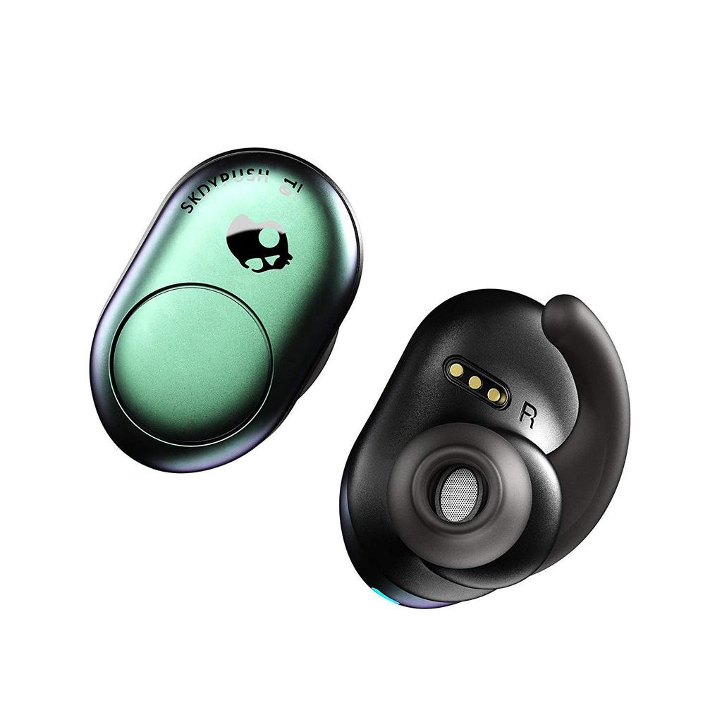 Слушалки Skullcandy Push True Earbuds Wireless, Зелени